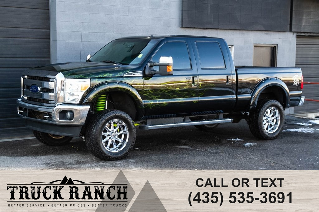 Pre-Owned 2011 Ford F-250SD Lariat