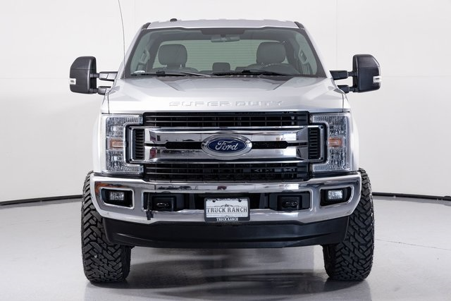 Pre-Owned 2017 Ford F-350SD XLT