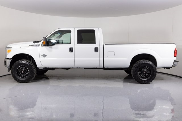 Pre-Owned 2011 Ford F-350SD XLT