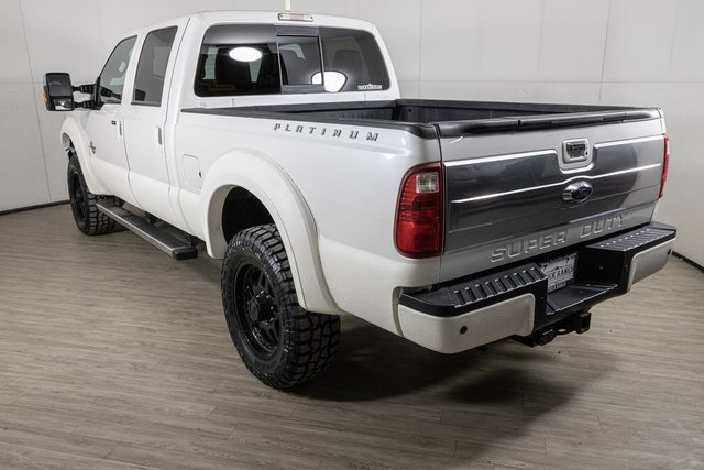 Pre-Owned 2014 Ford F-350SD Platinum