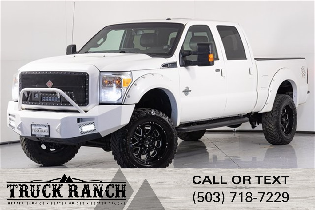 Pre-Owned 2013 Ford F-350SD Lariat