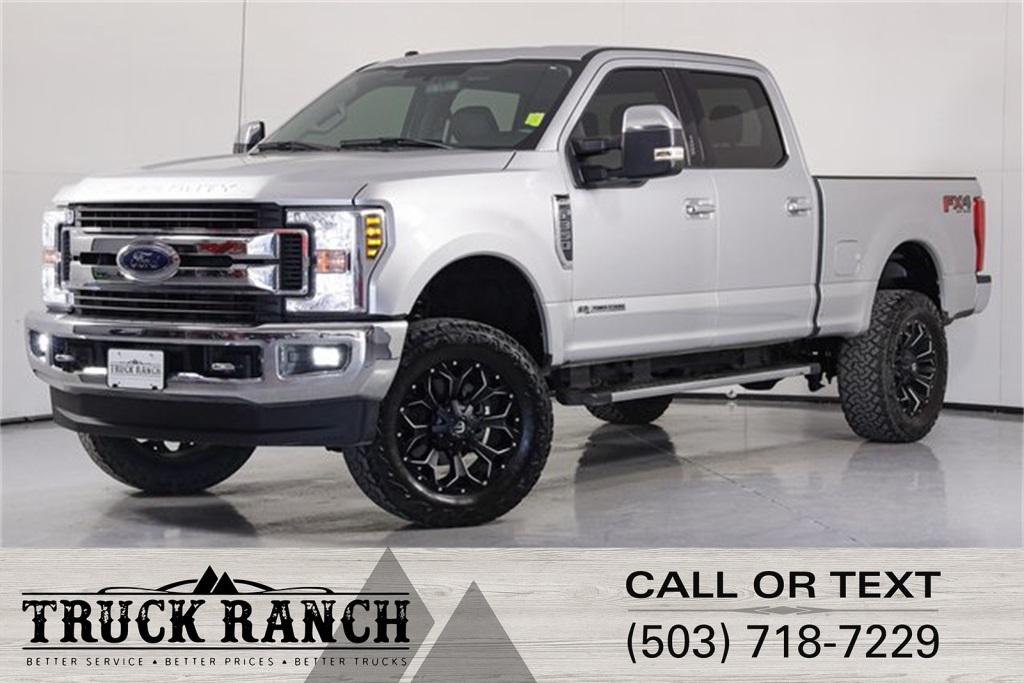 Pre-Owned 2018 Ford F-350SD XLT