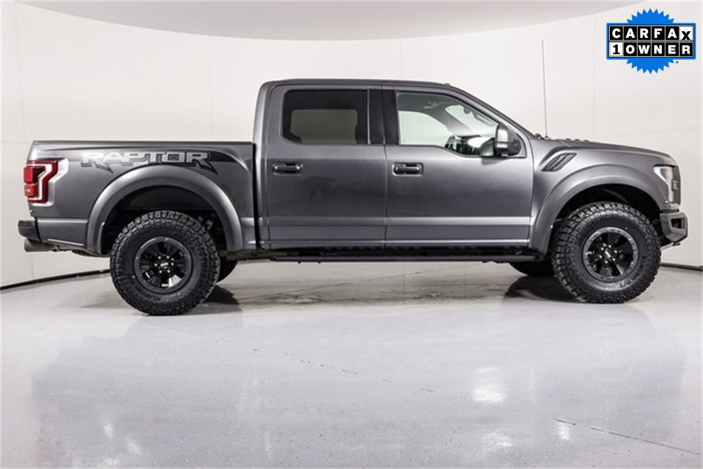 Pre-Owned 2018 Ford F-150 Raptor