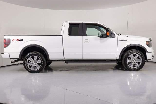 Pre-Owned 2013 Ford F-150 FX4