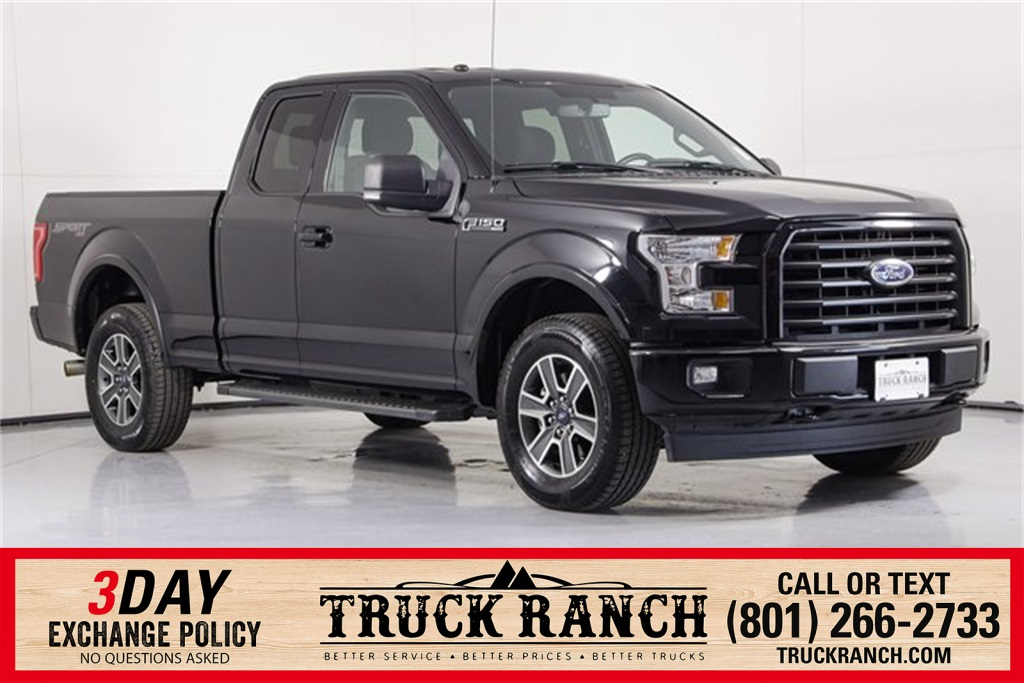 Used Ford F 150 Murray Ut