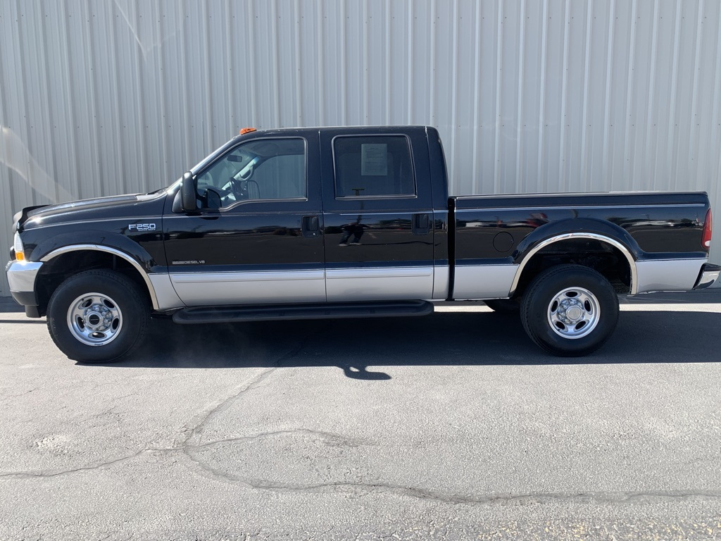 Pre-Owned 2002 Ford F-250SD XLT