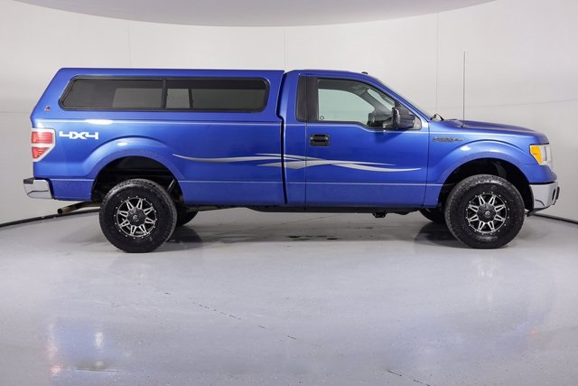 Pre-Owned 2010 Ford F-150 XLT