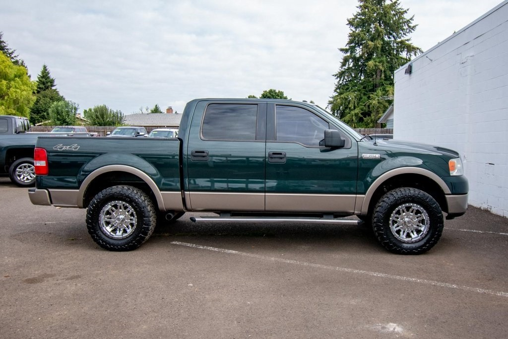 Pre-Owned 2006 Ford F-150 Lariat