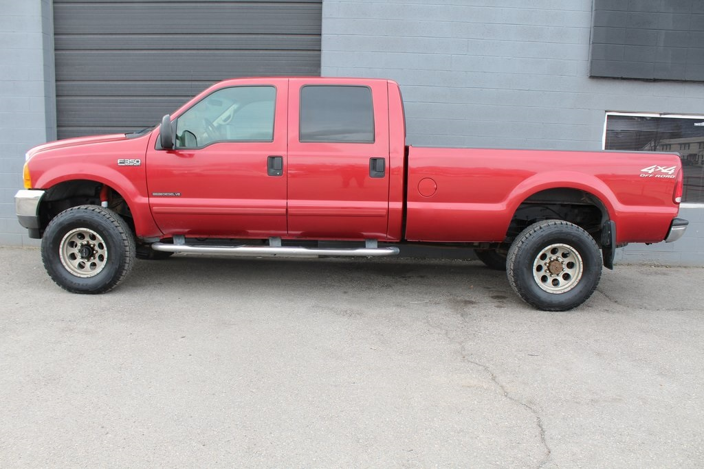 Pre-Owned 2001 Ford F-350SD Lariat