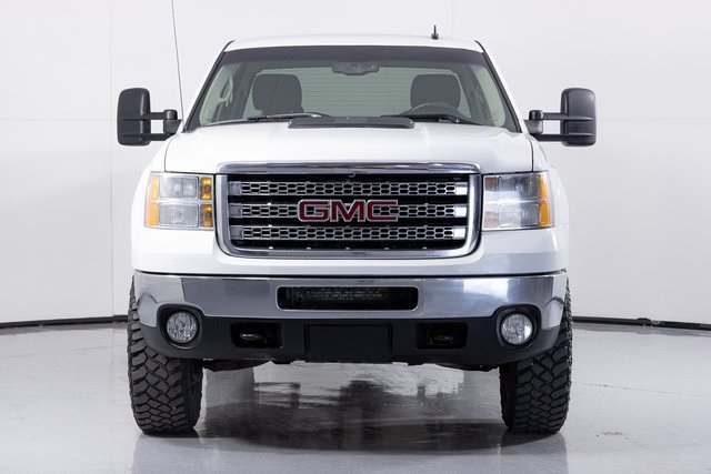Pre-Owned 2013 GMC Sierra 2500HD SLE