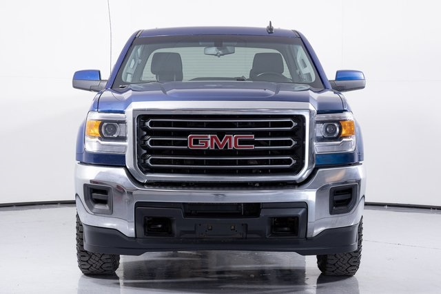 Pre-Owned 2015 GMC Sierra 2500HD SLE