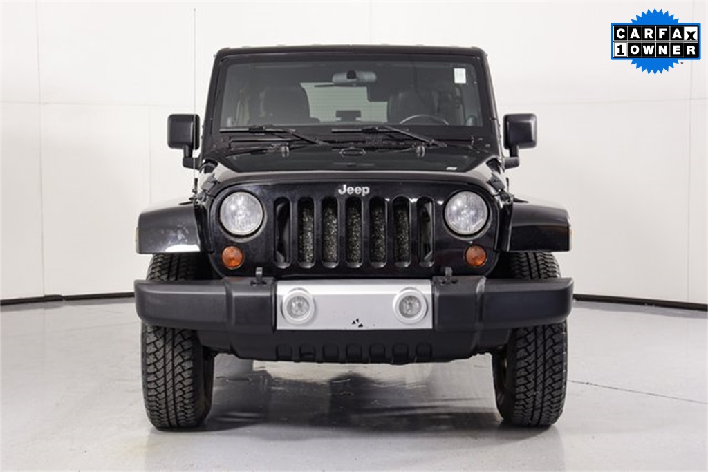 Pre-Owned 2011 Jeep Wrangler 70th Anniversary Edition