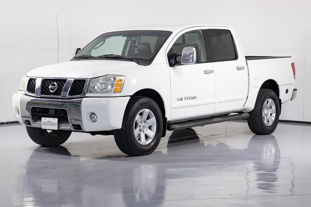 Pre-Owned 2007 Nissan Titan LE