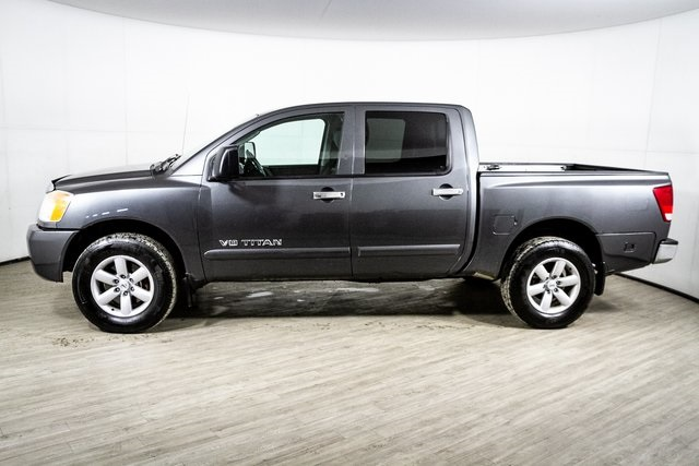 Pre-Owned 2011 Nissan Titan SV