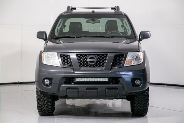Pre-Owned 2011 Nissan Frontier PRO-4X