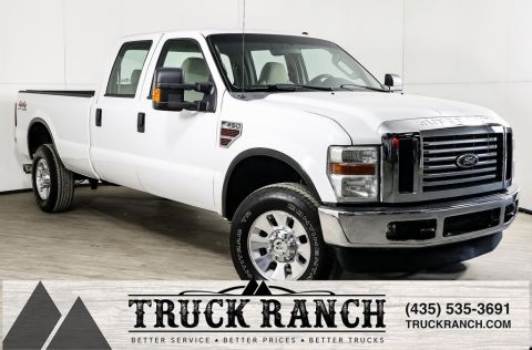 Pre-Owned 2008 Ford F-350SD XLT
