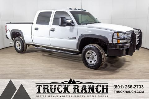 Pre-Owned 2003 Chevrolet Silverado 2500HD Base