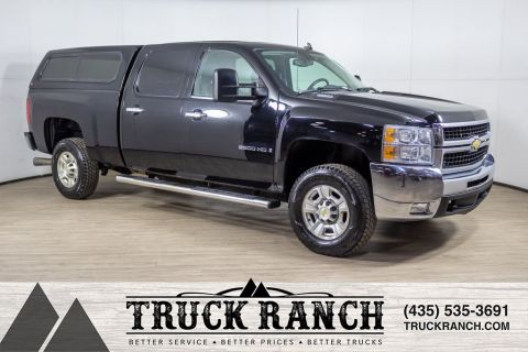 Pre-Owned 2007 Chevrolet Silverado 2500HD LTZ